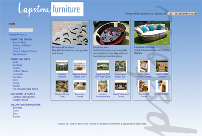 Lapstone Furniture
